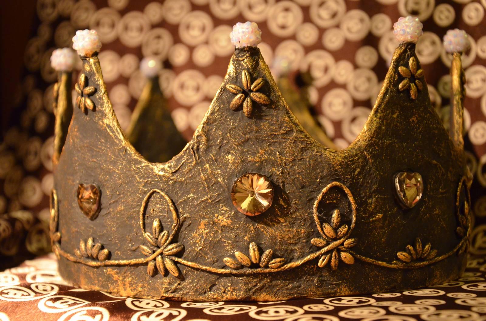 Корона императрицы своими руками 83